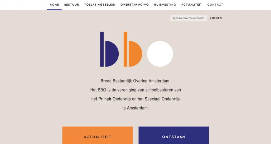 Breed Bestuurlijk Overleg Amsterdam