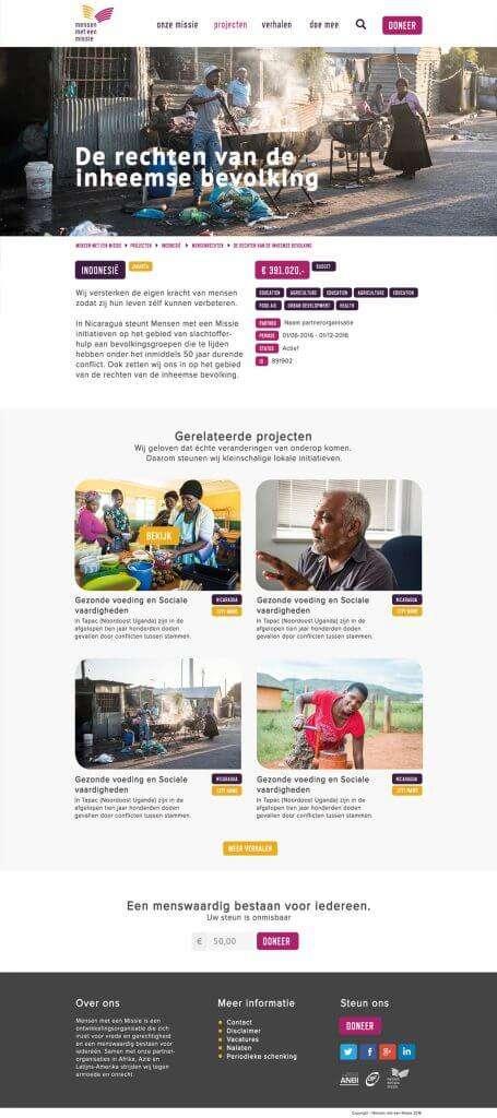 Mensen met een Missie door Filt.nl